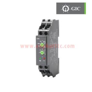 Gic 12ODT4: Timer On delay 240 VAC / 24 VAC/DC, 1 C/O (R8)